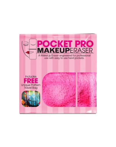 Купить MakeUp Eraser Салфетка для снятия макияжа с карманами для рук (MakeUp Eraser, Pocket Pro)