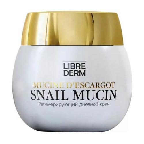 Купить Librederm Регенерирующий дневной крем для лица, 50 мл (Librederm, Муцин улитки)