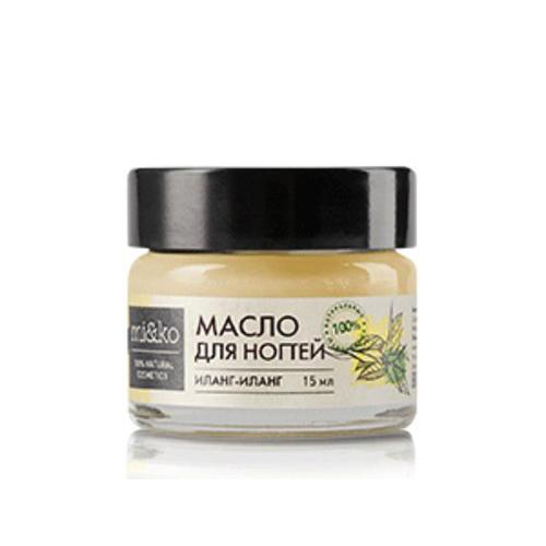 Купить Mi&Ko Укрепляющее и отбеливающее масло для ногтей Иланг-иланг , 15 мл (Mi&Ko, Для тела)