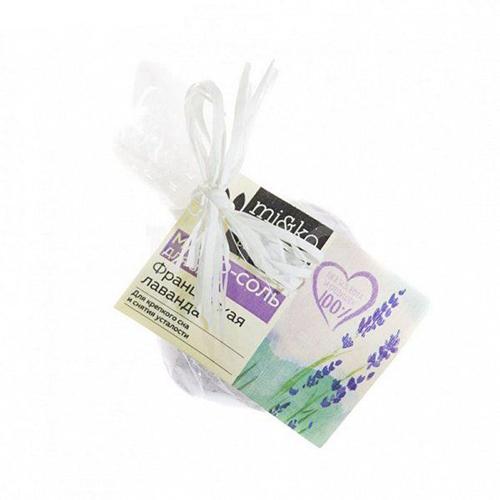 Купить Mi&Ko Масло-соль для ванн Французская лаванда , 50 мл (Mi&Ko, Для тела)