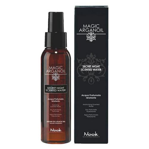 Nook Увлажняющая душистая вода для лица, тела и волос, 100 мл (Nook, Magic Arganoil)