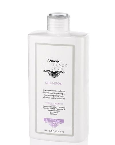 Nook Успокаивающий шампунь для чувствительной кожи головы Ph 5,2, 500 мл (Nook, Difference Hair Care)