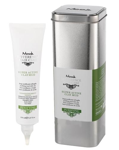 Купить Nook Супер активная очищающая глина для кожи головы Ph 6, 2 150 мл (Nook, Difference Hair Care)