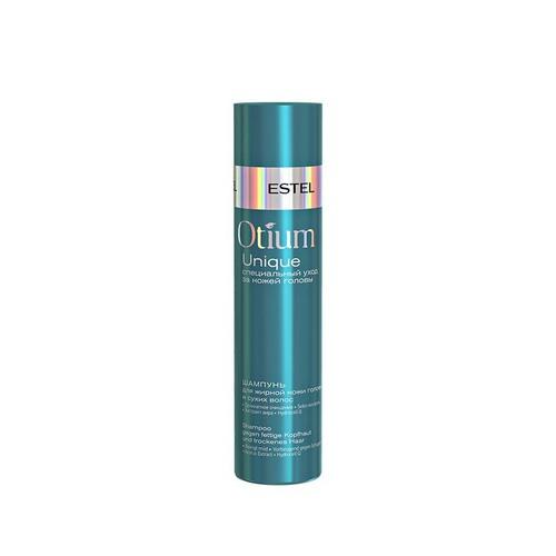Купить Estel Professional Шампунь для жирной кожи головы и сухих волос 250 мл (Estel Professional, Otium)