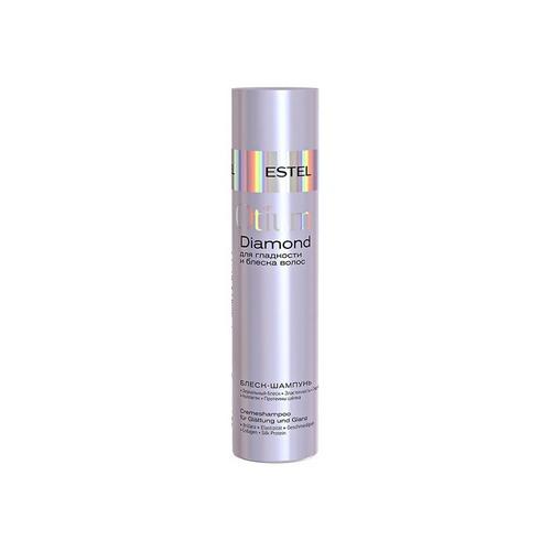 Купить Estel Professional Блеск-шампунь для гладкости и блеска волос 250 мл (Estel Professional, Otium)