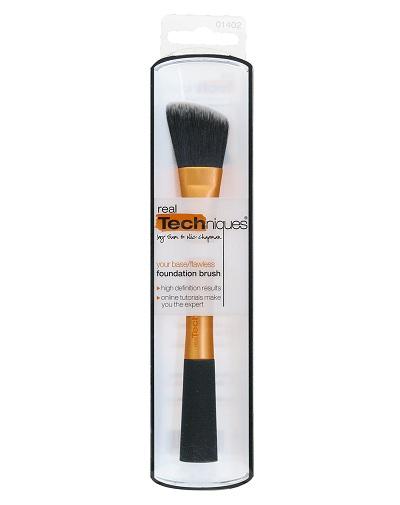 заказать Real Techniques Кисть для тона скошенная Foundation Brush ()