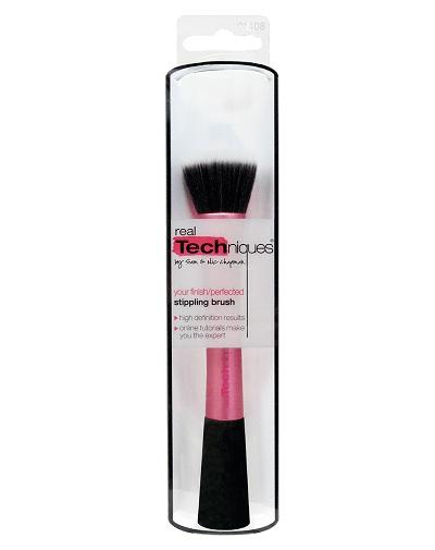 заказать Real Techniques Кисть для кремовых текстур Stippling Brush ()