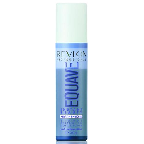 Ревлон Несмываемый кондиционер для блондированных волос Equave IB Blonde Detangling Conditioner 200мл (Revlon, Уход за волосами Revlon)