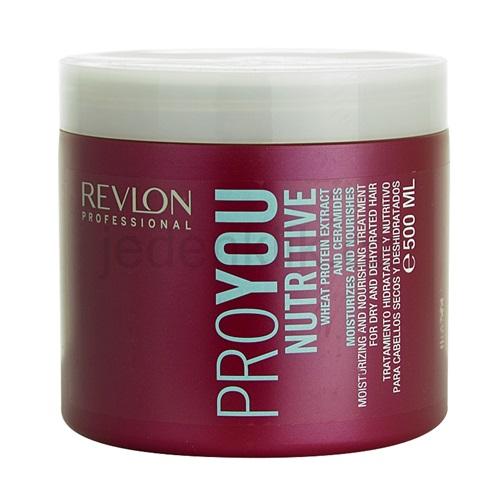 Ревлон Маска увлажняющая и питательная ProYou Nutritive Treatment 500мл (Revlon, Уход за волосами Revlon)