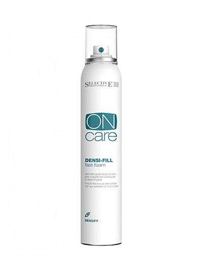 заказать Selective Спрей филлер для ухода за поврежденными или тонкими волосами Densi-fill Fast Foam 200 мл (Densi-fill)