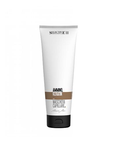 Купить Selective Крем-маска для сильно поврежденных волос Ammino Keratin 300 мл (Selective, Artistic Flair Line)