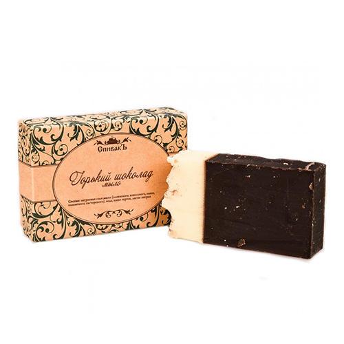 шоколад ameri горький 57% какао 100 г Спивакъ Мыло Горький Шоколад, премиум, 100 г (Спивакъ, Мыло)