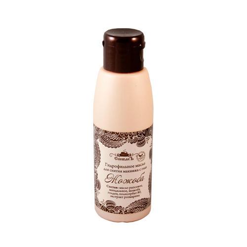 Купить Спивакъ Гидрофильное масло для снятия макияжа Жожоба Голден , 100 мл (Спивакъ, Уход за лицом)