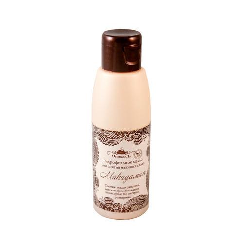 Купить Спивакъ Гидрофильное масло для снятия макияжа Макадамия , 100 мл (Спивакъ, Уход за лицом)