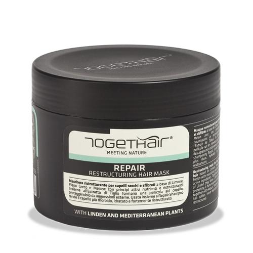 Togethair Восстанавливающая маска для ломких и поврежденных волос 500 мл (Togethair, Repair) недорого