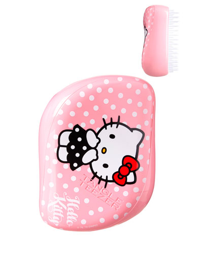 Compact Styler Hello Kitty Pink расческа для волос
