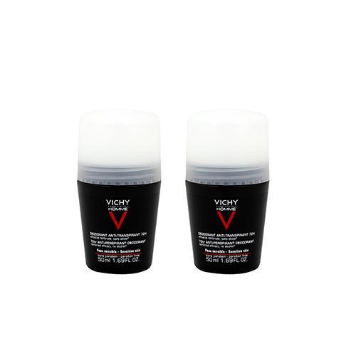 Купить Vichy Дезодорант против избыточного потоотделения, 2х50 мл (Vichy, Deodorant)
