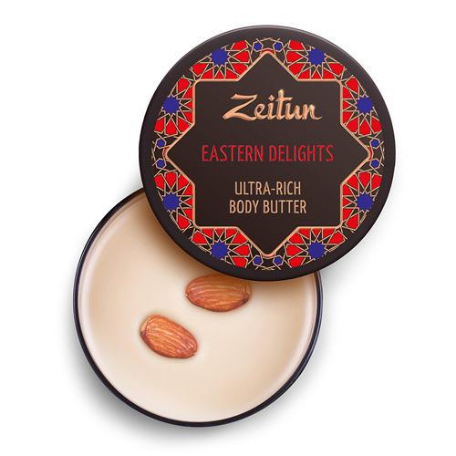 Купить Zeitun Крем-масло для тела Восточные сладости , 200 мл (Zeitun, Для тела)