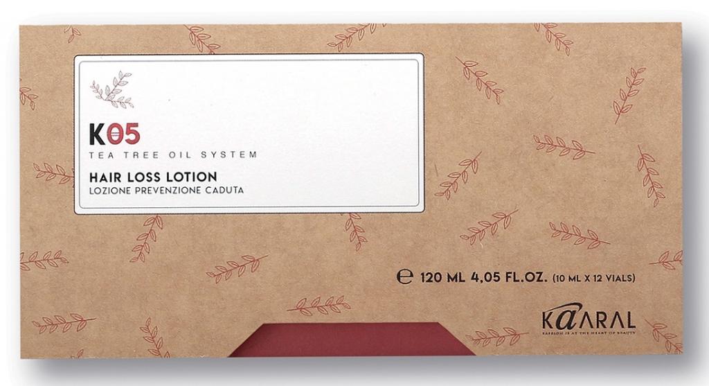 Купить Kaaral Лосьон против выпадения волос Anti Hair Loss Intense Treatment, 12 * 10 мл (Kaaral, K05)