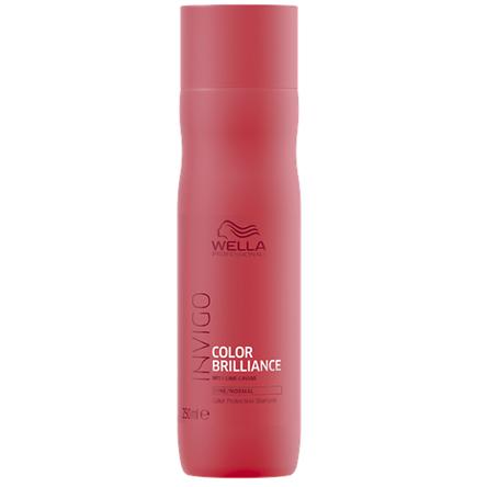 Купить Wella Professionals Шампунь для защиты цвета окрашенных нормальных и тонких волос, 250 мл (Wella Professionals, Уход за волосами)