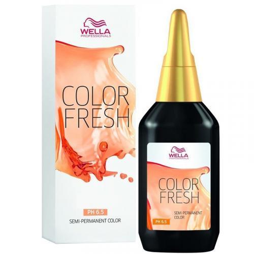 Купить Wella Professionals Оттеночная краска для волос Color Fresh Acid, 75 мл - 6/34 темно-золотистый медный (Wella Professionals, Окрашивание)
