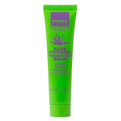 Купить Purple tree Бальзам для губ и кожи Алоэ, 25 мл (Purple tree, Miracle Balms)