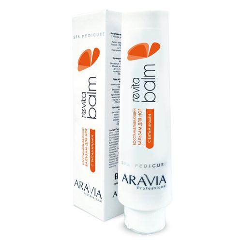 Купить Aravia professional Бальзам для ног восстанавливающий с витаминами Revita Balm, 100 мл (Aravia professional, Aravia Professional)