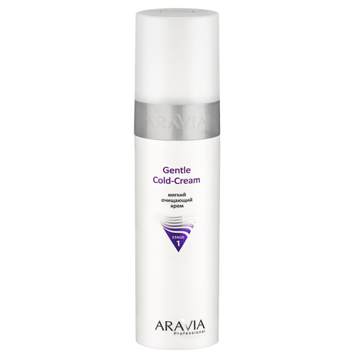 Aravia professional Мягкий очищающий крем Gentle Cold-Cream, 250 мл (Aravia professional, Aravia Professional) недорого