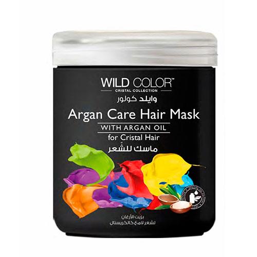 Wildcolor Маска для волос с аргановым маслом, 1500 мл (Wildcolor, Уход за волосами) недорого