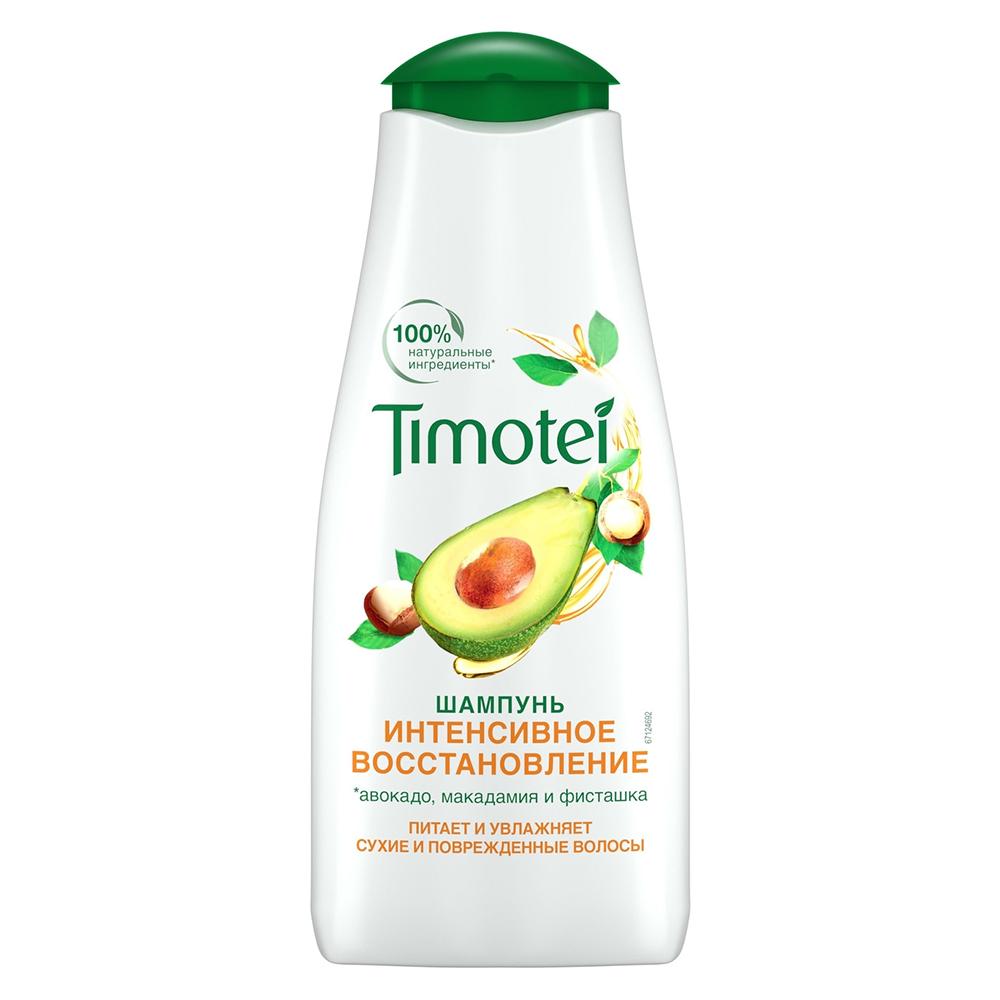 Купить TIMOTEI Шампунь Интенсивное восстановление , 400 мл (TIMOTEI, )