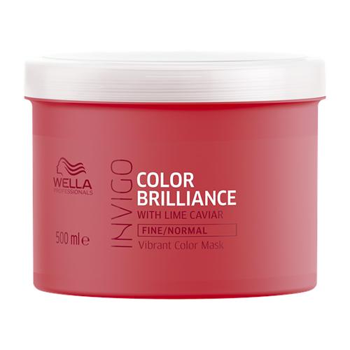 Купить Wella professionals Маска-уход для защиты цвета окрашенных нормальных и тонких волос, 500 мл (Wella professionals, Уход за волосами)