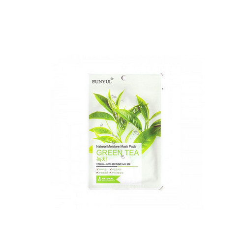 EUNYUL Тканевая маска для лица с экстрактом зеленого чая 1 шт (EUNYUL, Для лица) недорого