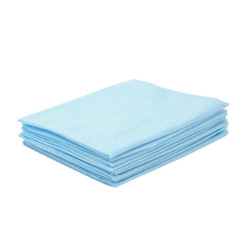 Купить Чистовье Простыня, голубой 200х80, 20 шт (Чистовье, )