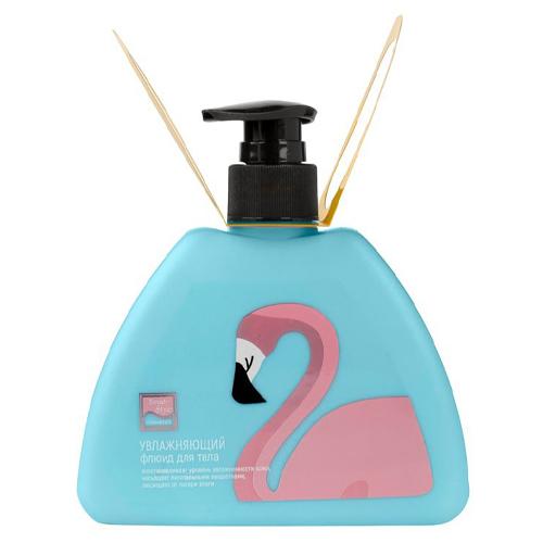 Купить Beauty Style Увлажняющий флюид для тела Фламинго , 300 мл (Beauty Style, Beauty Style SPA)