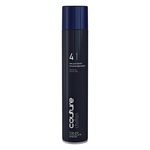 Купить Estel Professional Лак для волос Chiffon сильная фиксация 400 мл (Estel Professional, Haute Couture)