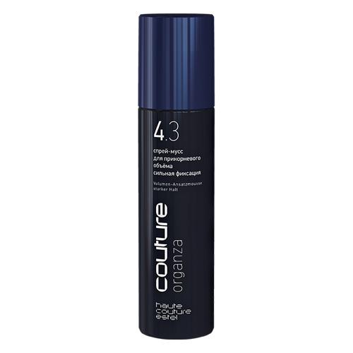 Купить Estel Professional Спрей-мусс для прикорневого объема волос Organza Сильная фиксация 250 мл (Estel Professional, Haute Couture)