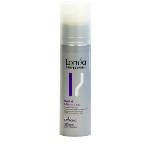 Londa Professional Гель для укладки волос экстрасильной фиксации Swap It 200 мл (Londa Professional, Укладка и стайлинг)