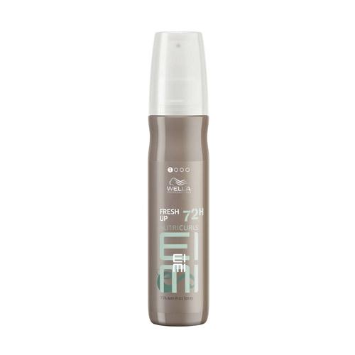 Купить Wella professionals Спрей для блеска, объема и гладкости кудрявых и вьющихся волос Fresh Up 72H, 150 мл (Wella professionals, Стайлинг Eimi)