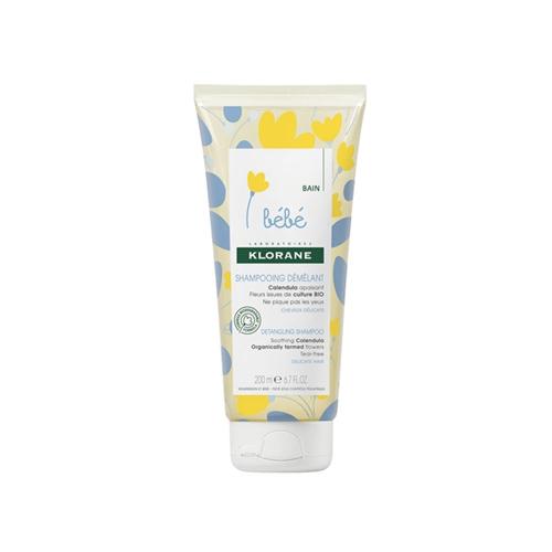 Купить Klorane Нежный шампунь против спутывания волос 200 мл (Klorane, Klorane Bebe)