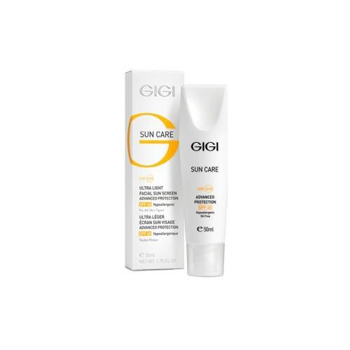 Купить GIGI Легкая эмульсия увлажняющая защитная SPF40, 50 мл (GIGI, Sun Care)
