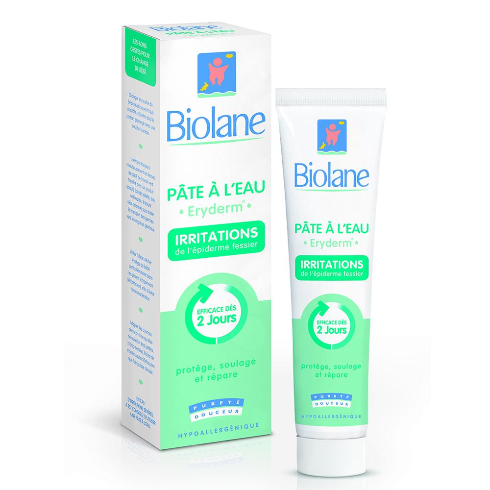 Купить Biolane Крем защитный заживляющий для смены подгузников Eryderm, 75 мл (Biolane, Уход за детской кожей)