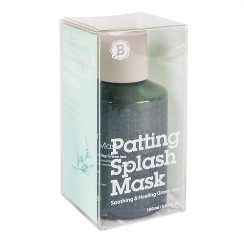 Купить Blithe Сплэш-маска для восстановления «Смягчающий и заживляющий Зеленый Чай», 150 мл (Blithe, )