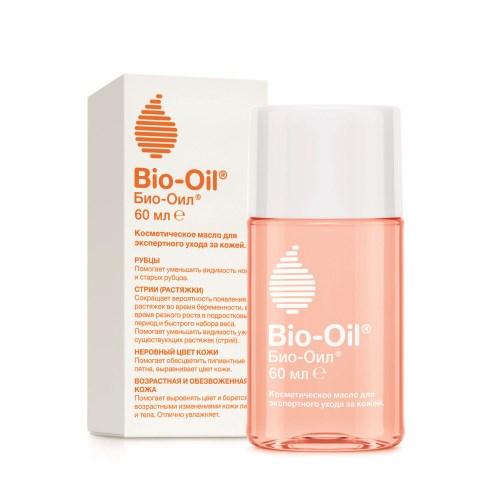 Купить Bio-Oil Косметическое масло для тела, 60 мл (Bio-Oil, )