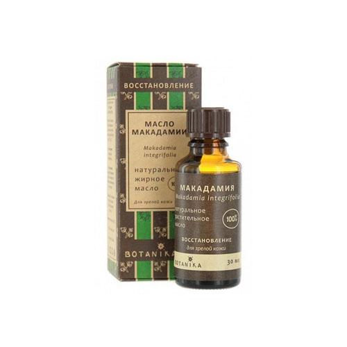 Купить Botavikos Косметическое натуральное масло 100 % Макадамия, 30 мл (Botavikos, Жирные масла)