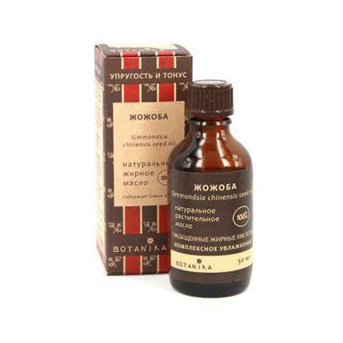 Купить Botavikos Косметическое натуральное масло 100% Жожоба, 50 мл (Botavikos, Жирные масла)