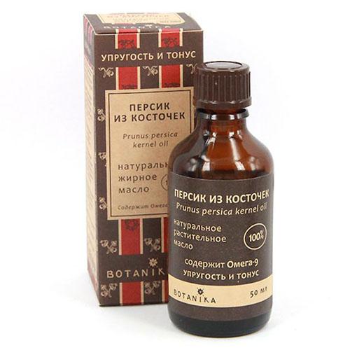 Купить Botavikos Косметическое натуральное масло 100% Персик из косточек, 50 мл (Botavikos, Жирные масла)