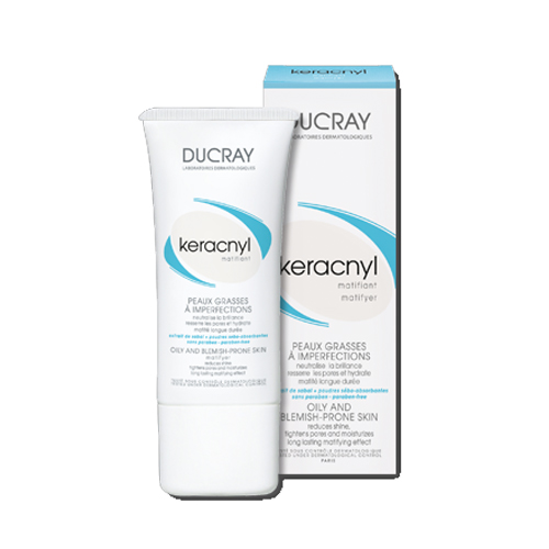 Ducray КЕРАКНИЛ Матирующая эмульсия 30 мл (Ducray, Проблемная кожа лица) shy