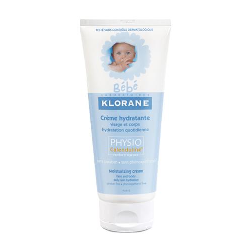 Купить Klorane Детский увлажняющий крем с Физио Календулином, 200 мл (Klorane, Klorane Bebe)