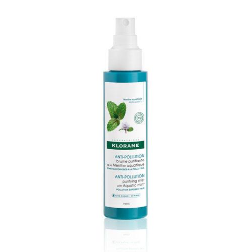 Купить Klorane Освежающая дымка для волос с экстрактом водной мяты 100 мл (Klorane, Mint)