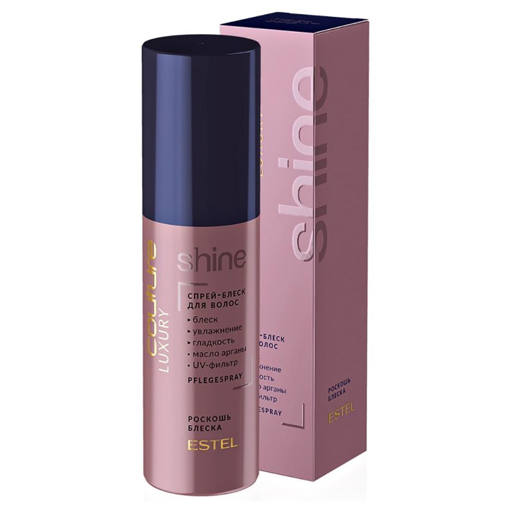 Купить Estel Professional Спрей-блеск для волос Роскошь блеска , 100 мл (Estel Professional, Haute Couture)